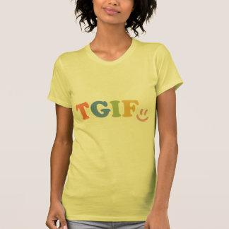 TGIF - Thank God It's Friday Shirt