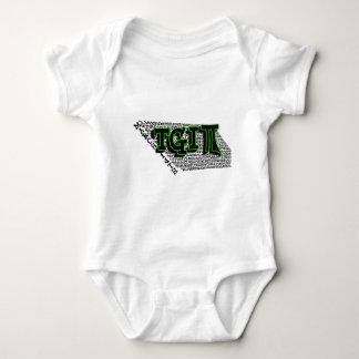 TGIPI - THANK GOD IT'S PI DAY! MARCH 14TH 3.14 BABY BODYSUIT