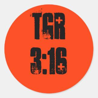 TGR sticker