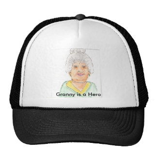 tgranny3 trucker hat