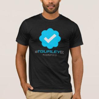 @TGurley81 - Verified - Black T-Shirt