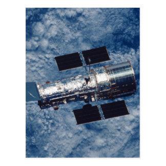 TGV del telescopio espacial de Hubble Tarjeta Postal