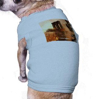 Th apocalypse doggie tshirt