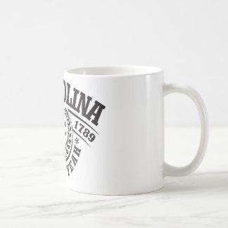 th Carolina, Heck Yeah, Est. 1789 Classic White Coffee Mug