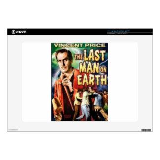 "Th Last Man on Earth 15"" Laptop Skin"