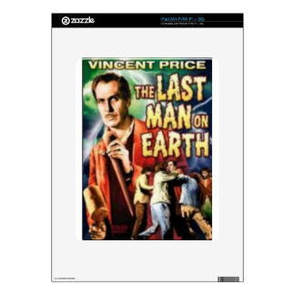 Th Last Man on Earth Decal For iPad