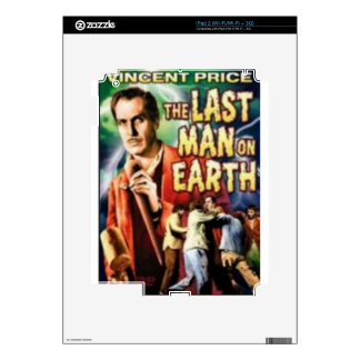 Th Last Man on Earth Decal For The iPad 2