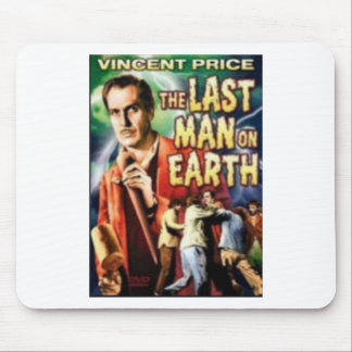 Th Last Man on Earth Mouse Pad