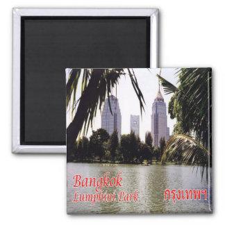 TH - Thailand - Lumphini Park Magnet