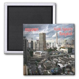 TH - Thailand - Siam Square Magnet
