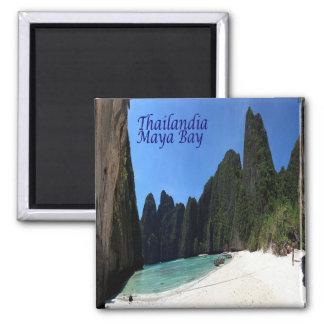 TH - Thailand - Thailandia - Maya Bay Krabi Magnet