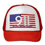 Th WTC del 9 /11 de septiembre de 11 - nunca olvid Gorras