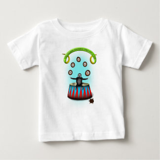 tha amazing hedgehog juggling sloth baby T-Shirt