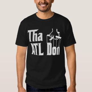 Tha ATL Don Black Tee
