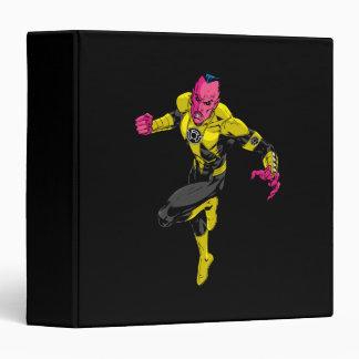 Thaal Sinestro 1 3 Ring Binder