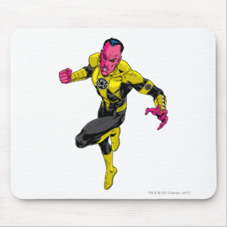 Thaal Sinestro 1 Mouse Pad