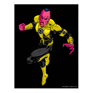 Thaal Sinestro 1 Tarjeta Postal