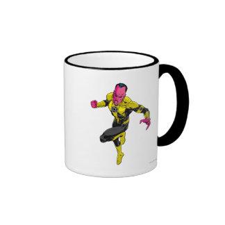 Thaal Sinestro 1 Taza De Dos Colores