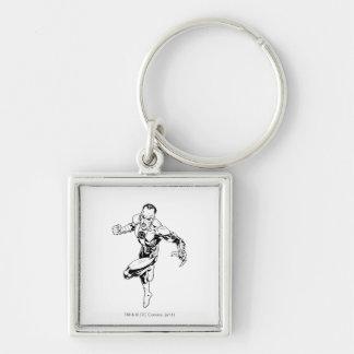 Thaal Sinestro 3 Key Chains