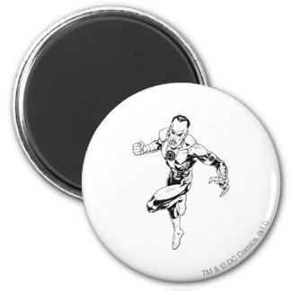 Thaal Sinestro 3 2 Inch Round Magnet