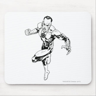 Thaal Sinestro 3 Mouse Pad