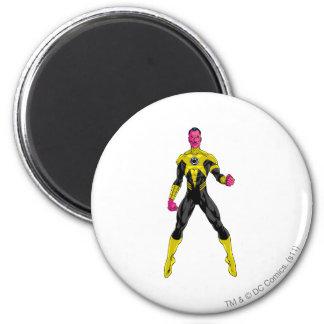 Thaal Sinestro 4 2 Inch Round Magnet