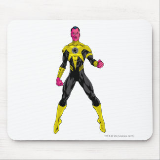 Thaal Sinestro 4 Mouse Pad