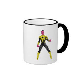 Thaal Sinestro 4 Ringer Mug
