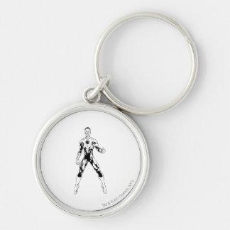 Thaal Sinestro 6 Key Chain