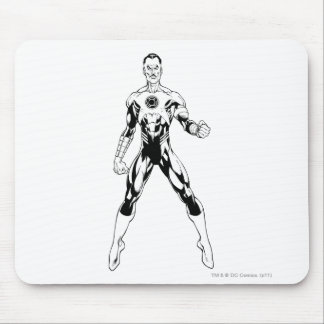 Thaal Sinestro 6 Mouse Pad