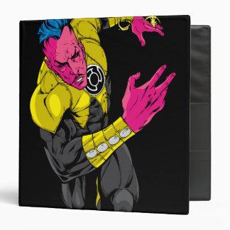 Thaal Sinestro 7 3 Ring Binder