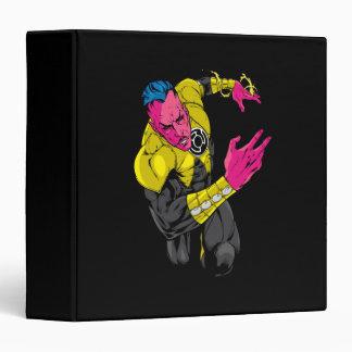 Thaal Sinestro 7 Binder