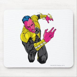 Thaal Sinestro 7 Mouse Pad