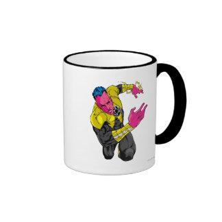 Thaal Sinestro 7 Ringer Mug