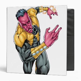 Thaal Sinestro 8 Binder