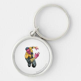 Thaal Sinestro 8 Keychain