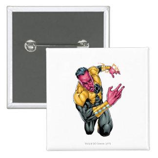 Thaal Sinestro 8 Pinback Button