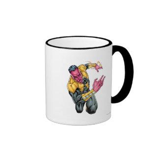 Thaal Sinestro 8 Ringer Mug