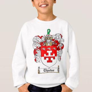 Thacker Family Crest - Thacker Coat of Arms Sweatshirt