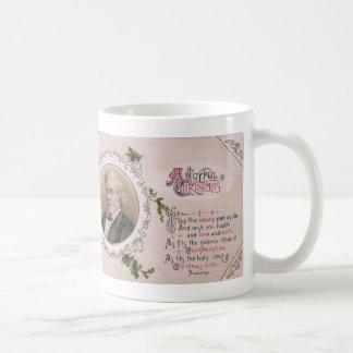 Thackeray Christmas Verse Mug