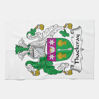 Thackeray Family Crest Towels