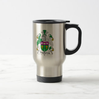 Thackeray Family Crest Coffee Mugs