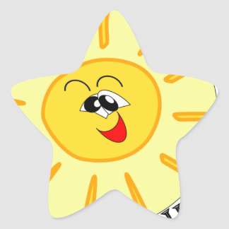 thackeray star sticker