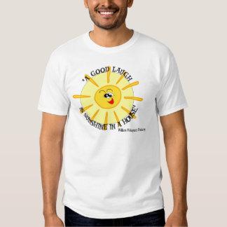 thackeray tee shirt