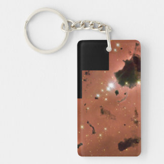 Thackeray's Globules- Dense, Opaque Dust Clouds Acrylic Key Chains