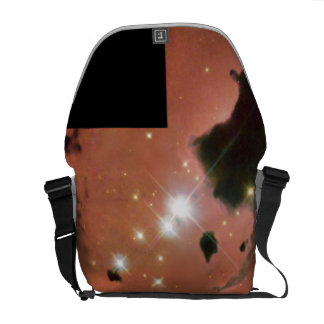 Thackeray's Globules- Dense, Opaque Dust Clouds Courier Bags