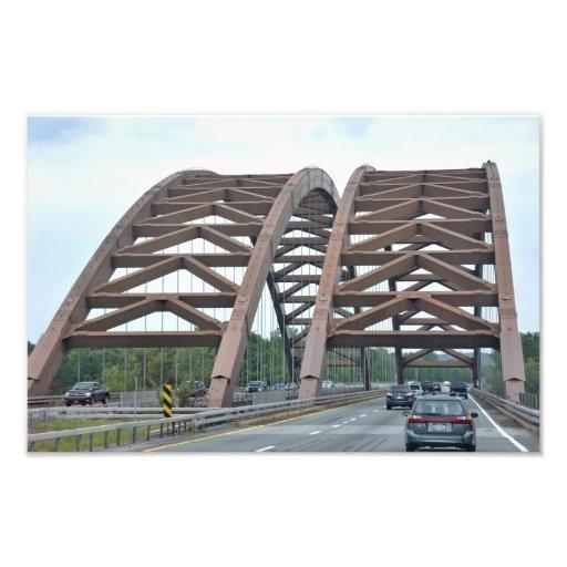 Thaddeus Kosciusko Bridge Photo Print