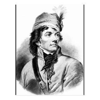 Thaddeus Kosciuszko.  Copy _War Image Postcard