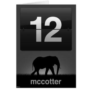 Thaddeus McCotter Cards