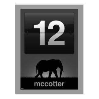 Thaddeus McCotter Post Cards